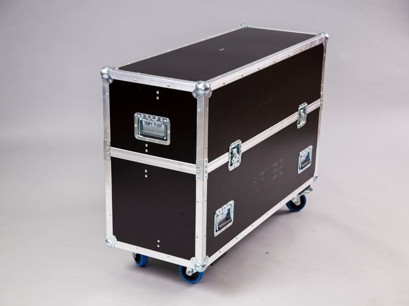 Plasma, LCD or LED Flight Case 1