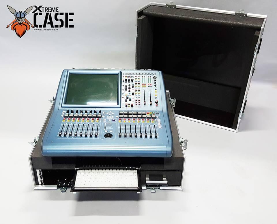 Flight Case Midas PRO 1 2
