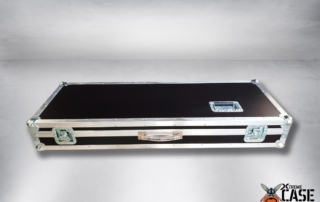 Flight Case Clape Korg PA4X 76 cu manere 1