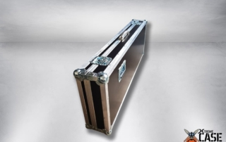 Flight Case Clape Korg PA4X 76 cu manere 3