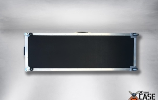 Flight Case Clape Korg PA4X 76 cu roti 2