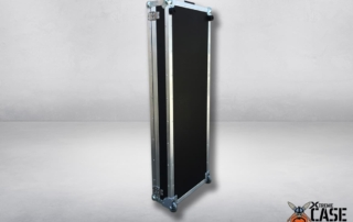 Flight Case Clape Korg PA4X 76 cu roti 3