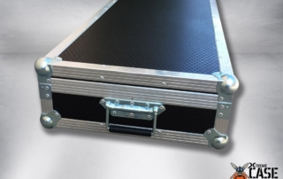 Flight Case Clape Korg PA4X 76 cu roti 5