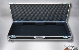 Flight Case Clape Korg PA4X 76 cu roti 6