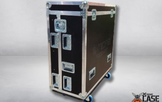 Touring flight case Midas PRO2 CC IP-TP 7