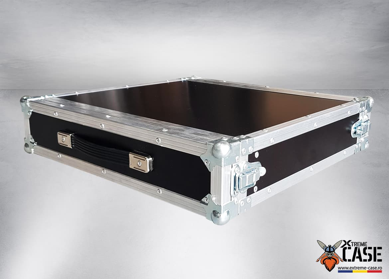 "2U 19"" Rack ecoLINE 400 mm usable depth 3"