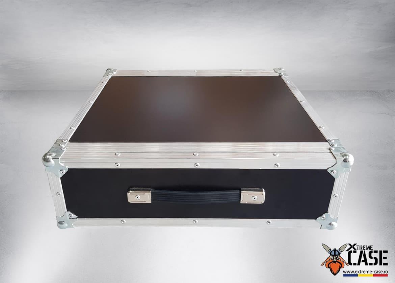 "3U 19"" Rack ecoLINE 400 mm usable depth 1"