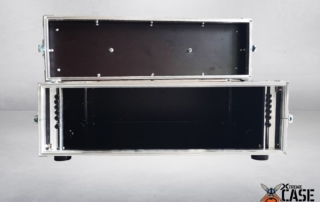 "Rack 19"" 3U ecoLINE 400 mm adancime 4"