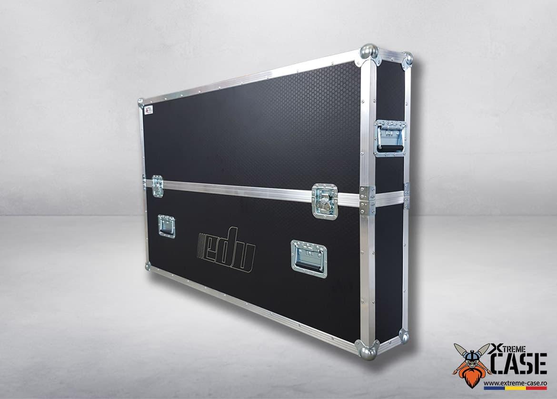 "TV Plasma LCD or LED Flight Case 40"" to 60"" 2"