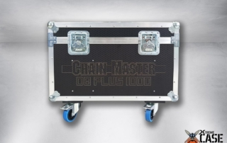 Flight Case Motor ChainMaster D8 Plus 1T - 1000 kg Single 1