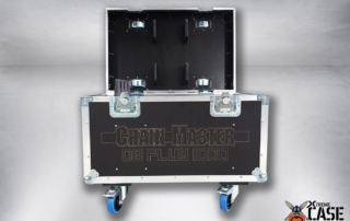 Flight Case Motor ChainMaster D8 Plus 1T - 1000 kg Single 5