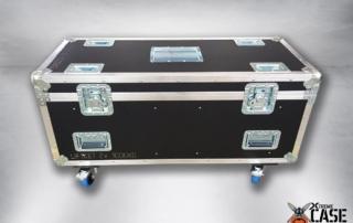 Flight Case 2x Motor Liftket 1T - 1000 kg (double) 2