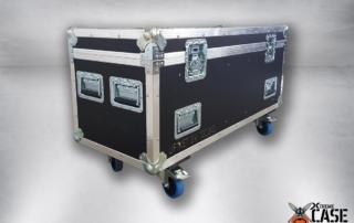 Flight Case 2x Motor Liftket 1T - 1000 kg (double) 3