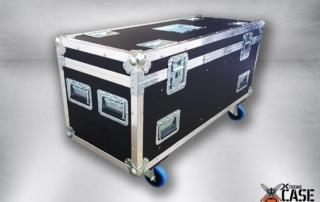 Flight Case 2x Motor Liftket 1T - 1000 kg (double) 4