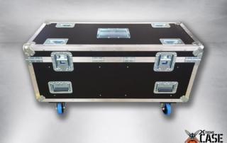 Flight Case 2x Motor Liftket 1T - 1000 kg (double) 5
