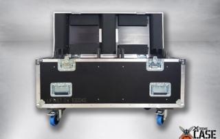 Flight Case 2x Motor Liftket 1T - 1000 kg (double) 6