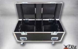 Flight Case 2x Motor Liftket 1T - 1000 kg (double) 7