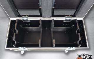 Flight Case 2x Motor Liftket 1T - 1000 kg (double) 8