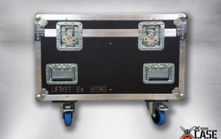 Flight Case 2x Motor Liftket 250 kg / 320 kg (double) 1