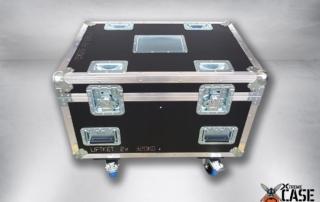Flight Case 2x Motor Liftket 250 kg / 320 kg (double) 2