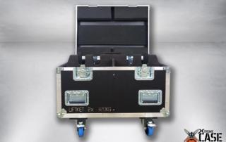Flight Case 2x Motor Liftket 250 kg / 320 kg (double) 6