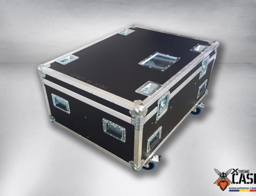Flight Case 4x Motor Liftket 250 kg / 320 kg