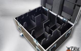 Flight Case 4x Motor Liftket 250 kg / 320 kg 8