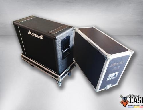 Flight Case Amplificatoare – Marshall Amps
